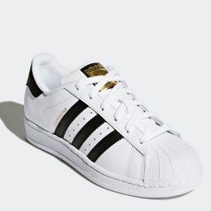 Adidas Shelltops Super Star Shoes 5